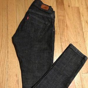 Levi's Skinny Vintage Sunset Jeans